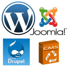 WordPress, Drupal and Joomla the best CMS Compared