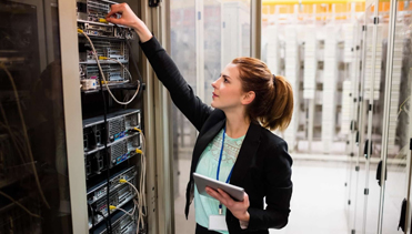 Dedicated Web Hosting plans for improved uptime and security